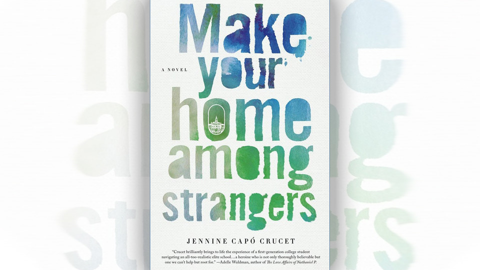 """Cover of """"Make Your Home Among Strangers"""""""