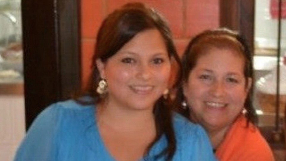 A fund has been established to help the family of Margarita Marroquin (left), a graduate student in plant pathology. Marroquin's mother (right) was killed in an Aug. 18 car accident.
