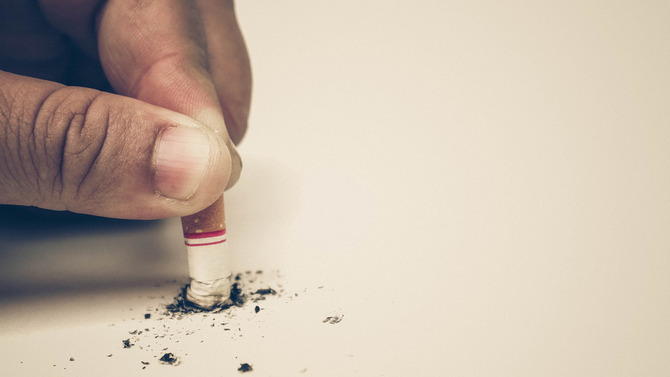 The University of Nebraska–Lincoln will enact a smoke-free campus policy starting Jan. 1.