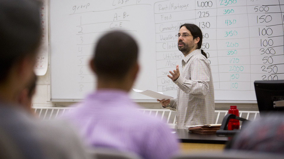 Research by UNL's Philip Schwadel suggests that higher education is not driving students from religion.