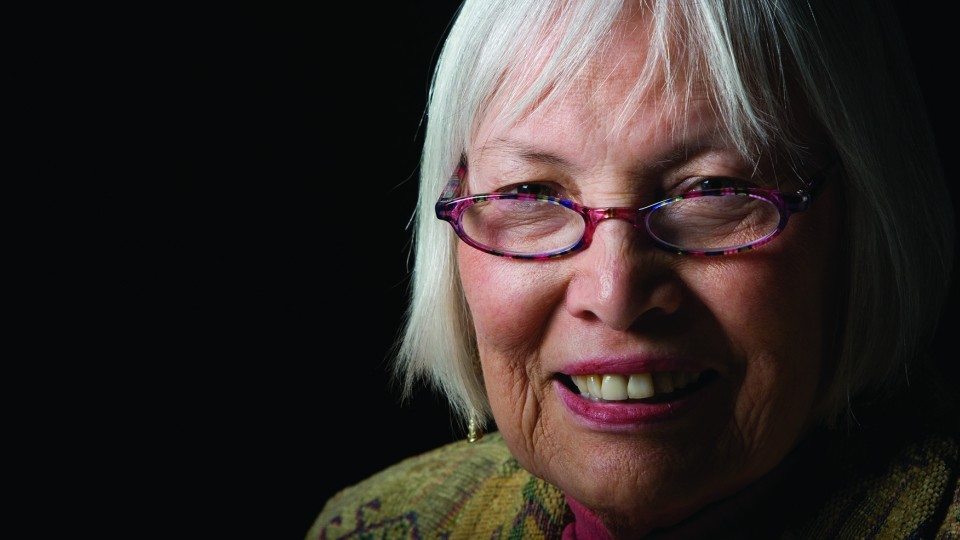 The Oct. 10 Clair M. Hubbard First Peoples of the Plains Lecture will feature Native American women Virginia Driving Hawk Sneve (pictured) and Gena Timberman. The lecture and related events are free and open to the public.