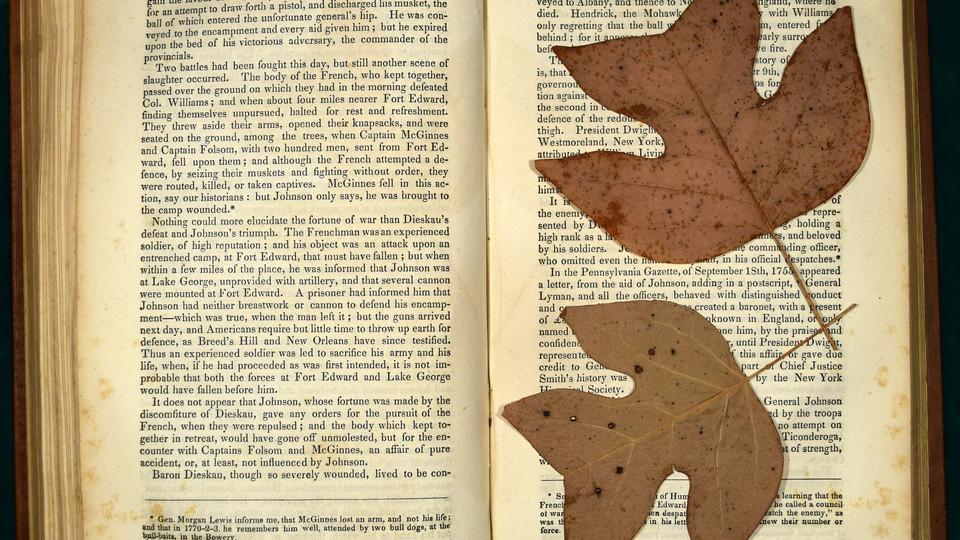 Book Traces