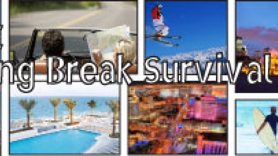 Free Spring Break 'Survival Kits' Being Distributed March