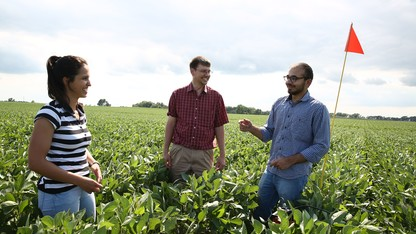 Forum highlights student research into water, food security