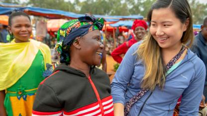 Peace Corps Prep program launch is Sept. 28