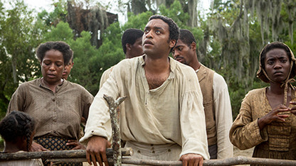 Ross features critically acclaimed '12 Years A Slave,' 'Wadjda'