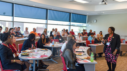 Winter Power Lunch series explores business challenge solutions