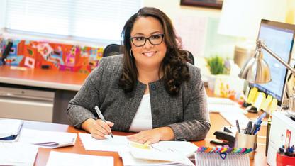 Abrica examines STEM pathways in community college