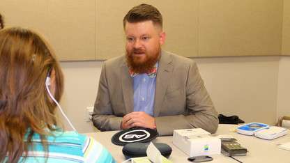 Sevier leads development of cochlear implant services at Barkley Clinic