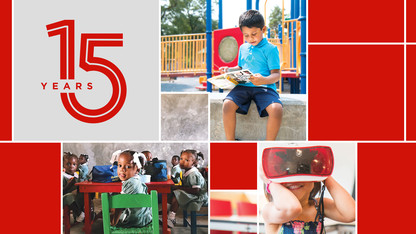 Children, Youth, Families and Schools to celebrate 15th year