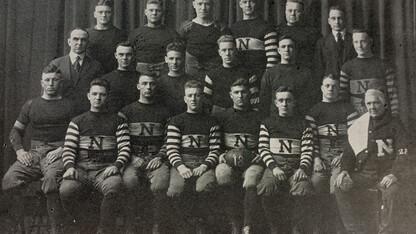 Online exhibit connects 2020, 1918 pandemics through Husker football