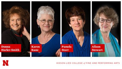 Four Hixson-Lied professors retire