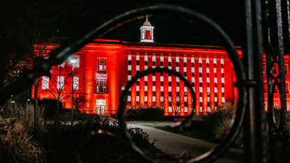 Glow Big Red offers chance to support students, academics