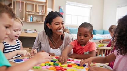 Interdisciplinary study leverages technology to assess preschool teachers' resilience