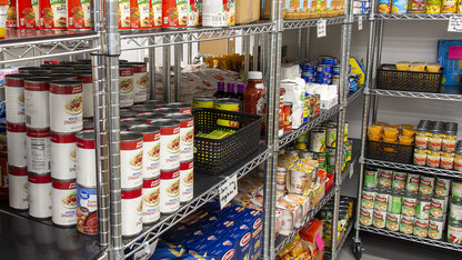 Food drive to collect 2,500 items for Husker Pantry