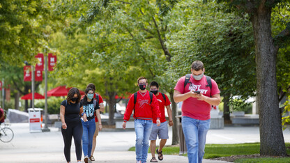 Huskers encouraged to stay vigilant against COVID-19