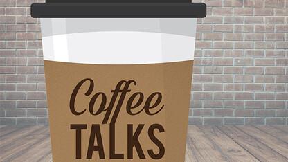 Coffee Talks event is Nov. 9