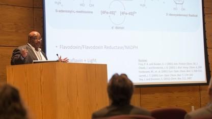 Redox Biology Center symposium is Oct. 11
