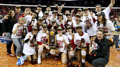 Faculty, staff volleyball ticket requests due May 11