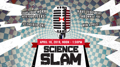 Science Slam applications due by March 4