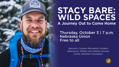 Lecture to feature outdoor enthusiast