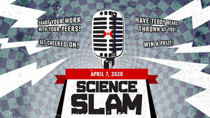 Science Slam applications due by March 18