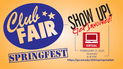 SpringFest Club Fair to go virtual