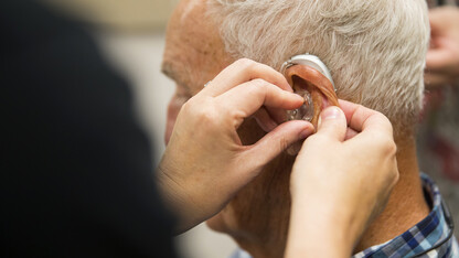 Barkley Clinic celebrates 40th year of hearing aid collaboration