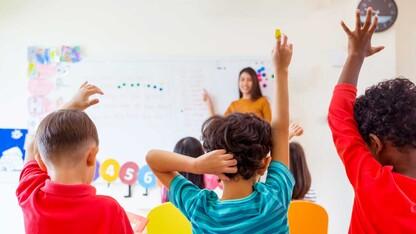 Study: Family adversity lowers children's social-emotional skills
