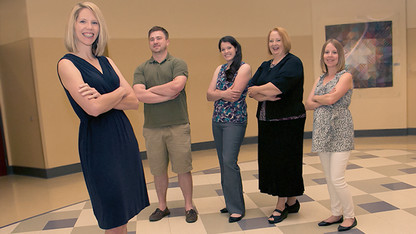 Research team awarded national 4-H grant