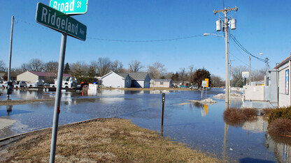 Officials call on Robertson to assist with flood response