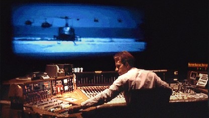 'Making Waves: The Art of Cinematic Sound' opens at the Ross