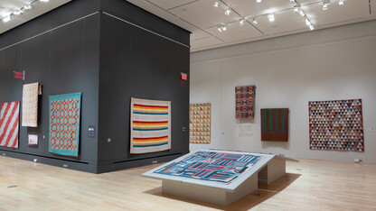 Quilt museum marking 50th anniversary of influential exhibition