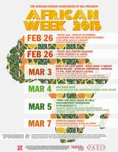 Cultural identities is focus of African Week talk