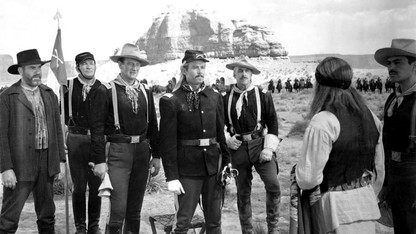 Ross outdoor film series continues with 'Fort Apache'