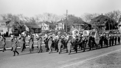 History of Cornhusker Marching Band explored in Aug. 30 open house
