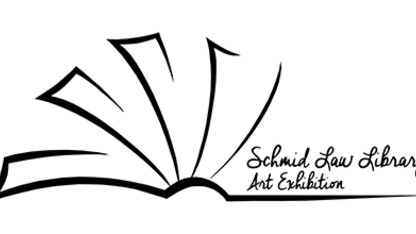 Schmid Law Library hosts art exhibition
