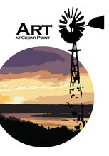 'Art at Cedar Point' class, residency offered