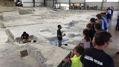 Ashfall Fossil Beds to celebrate 30th anniversary with Rockin' Rhino Bash