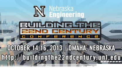 'Building the 22nd Century' conference is Oct. 14-16