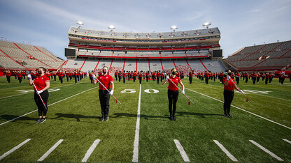 Cornhusker Marching Band exhibition is Aug. 20