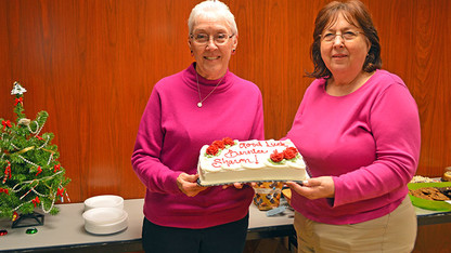 SNR bids farewell to two staff mainstays
