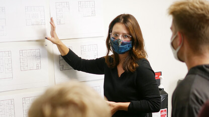 Architecture class breaks down teaching barriers amid pandemic
