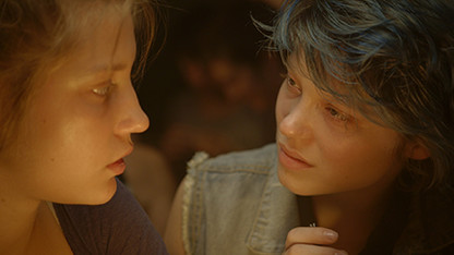 Palme d'Or winner 'Blue is the Warmest Color' opens at the Ross