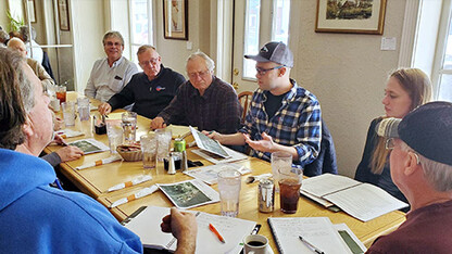 Nebraska Extension, Architecture program assist Brownville with flood recovery