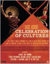 UNL's OASIS celebrates cultural diversity Aug. 23