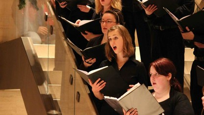 Chamber Singers to offer holiday music at the Sheldon
