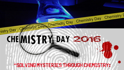 Chemistry Day is Oct. 8