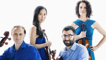 Chiara to open lunch-hour concert series Oct. 11
