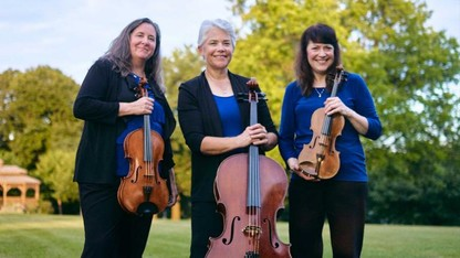 Concordia String Trio to perform Feb. 18